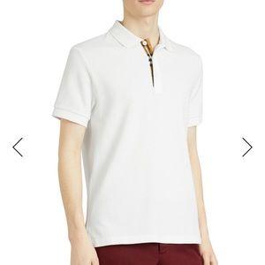 ⛔️SOLD⛔️ Men's Burberry polo shirt  white size L